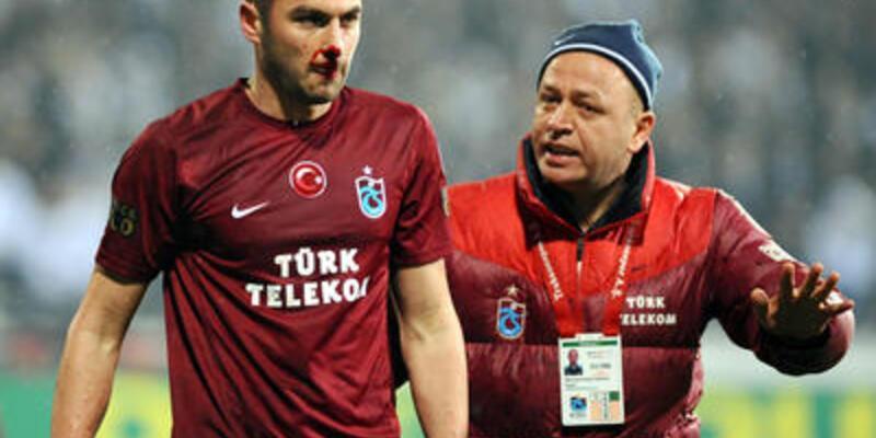 Trabzonspor'da Burak Yılmaz dönüyor