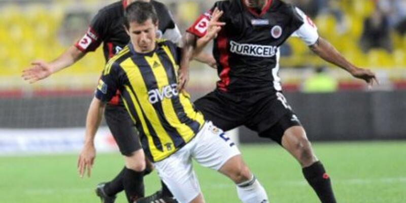 Fenerbahçe Gençlerbirliği deplasmanında