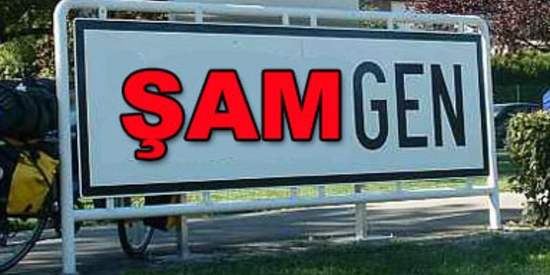 """""""Schengen"""" olmazsa """"Şamgen"""" verelim!"""