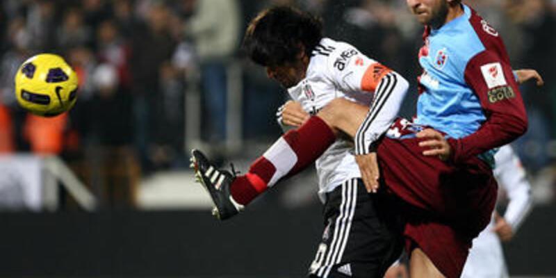 Quaresma'sız Beşiktaş, Trabzonspor'a karşı