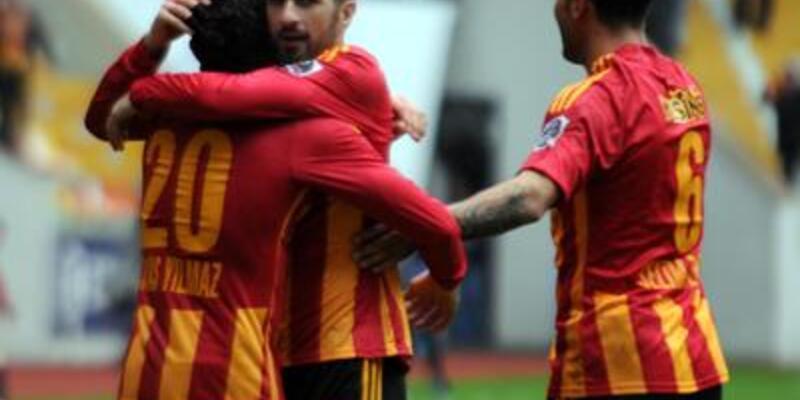 Süper Lig'de haftanın açılışı Kayseri'de
