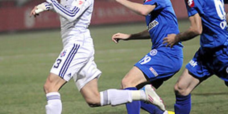 Beşiktaş kupada yarı finalist