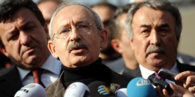CHP liderinden Erdoğan'a 'Yazıcı' sorusu