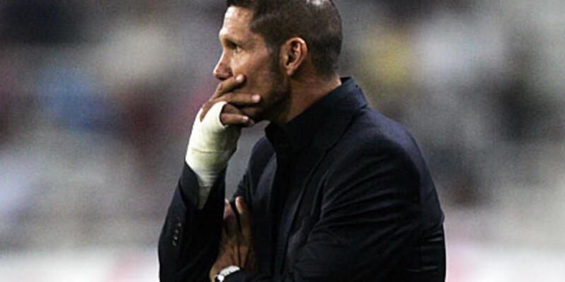 Şampiyonlar Ligi: Diego Simeone: Şanslar eşit