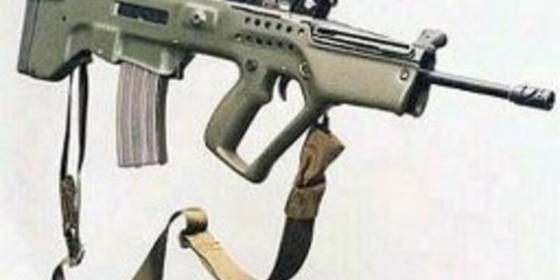 Polise harp silahı ithal yetkisi resmileşti