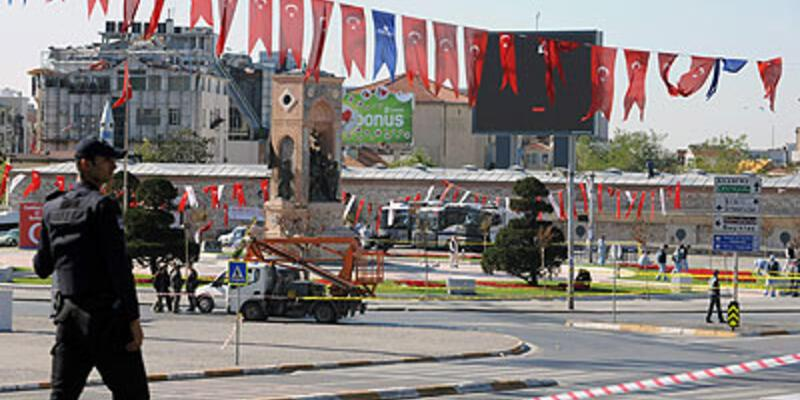 Taksim saldırısı dünyanın da gündeminde