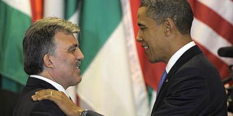 """Obama'dan Gül'e: """"Sizi yendik, üzgünüz"""""""