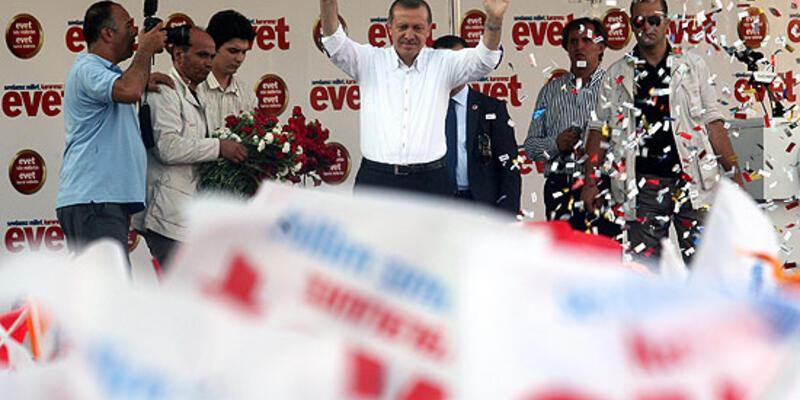 """Erdoğan: """"Önemli olan boy değil, soy"""""""