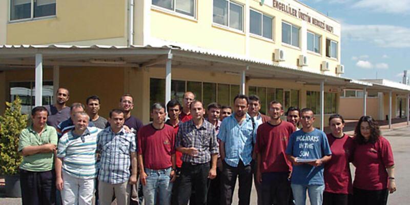 'Bizimköy'de 18 engelli işten çıkarıldı