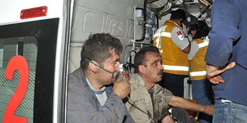 Zonguldak'ta madende grizu patlaması