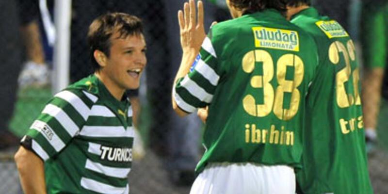 Bursaspor şampiyon!