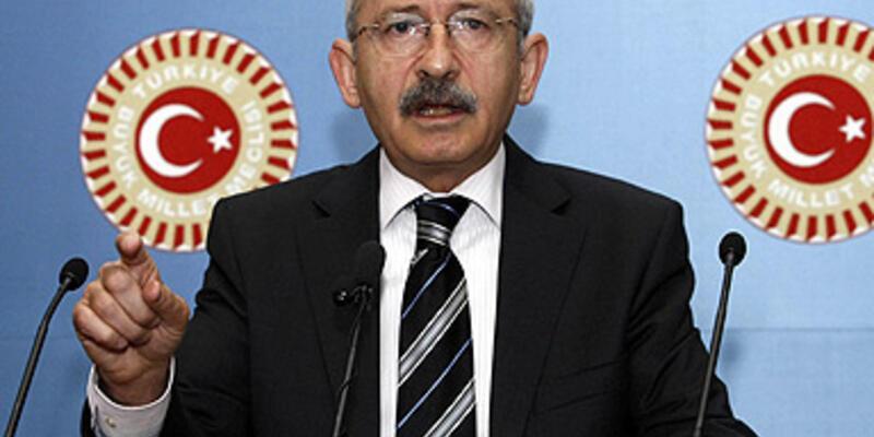 """Kılıçdaroğlu: """"Aday olmayacağım"""""""