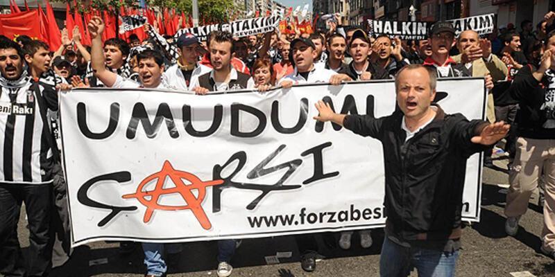 Taksim'siz 1 Mayıs, 'Çarşı'sız bayram olmaz