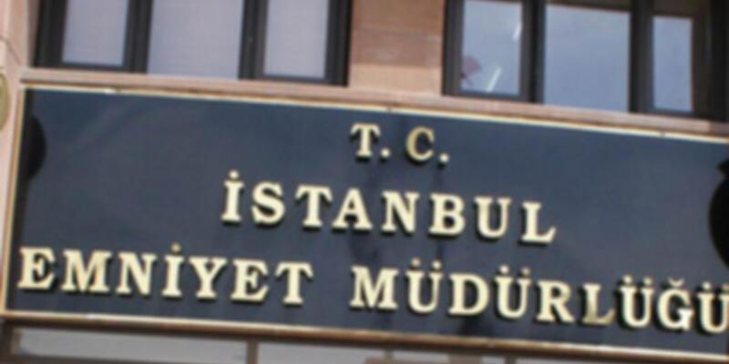 İstanbul Emniyet Müdürlüğü'nde tayin depremi