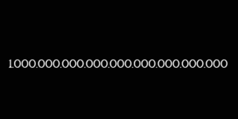 Bu sayı için isim aranıyor