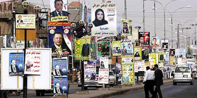 Irak'ta seçimler öncesi Yezidilere vaat