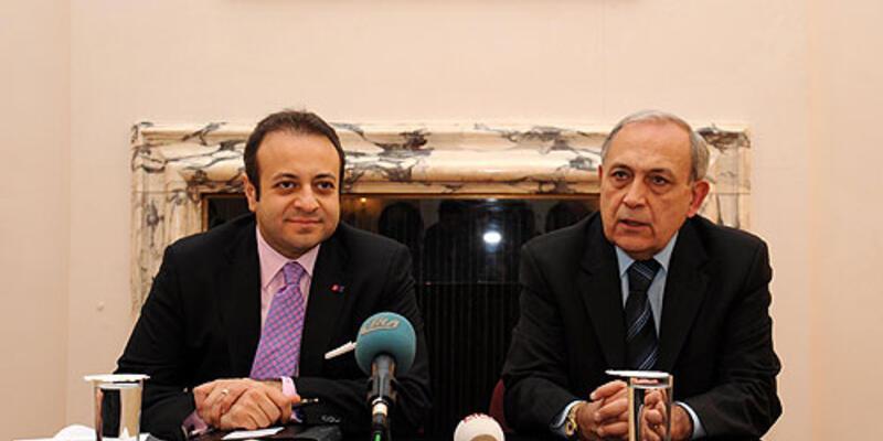 Egemen Bağış Kıbrıs ve AB'yi karşılaştırdı