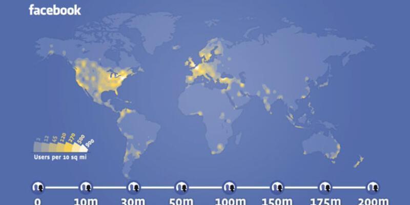 400 milyon Facebook vatandaşı...