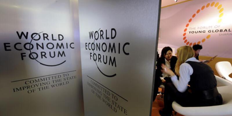 """Davos'ta """"yeni normal"""" aranıyor"""