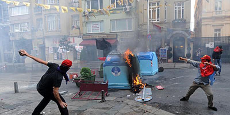 """Polis kamerasından """"IMF savaşı""""nın bilançosu"""