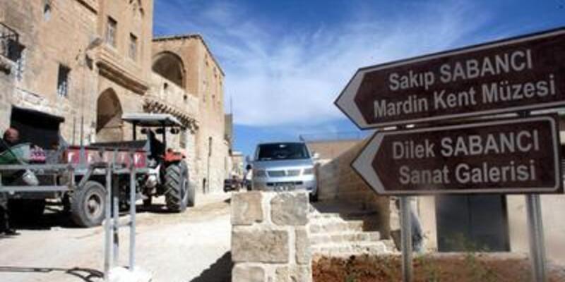 Sakıp Sabancı Mardin Kent Müzesi törenle açıldı