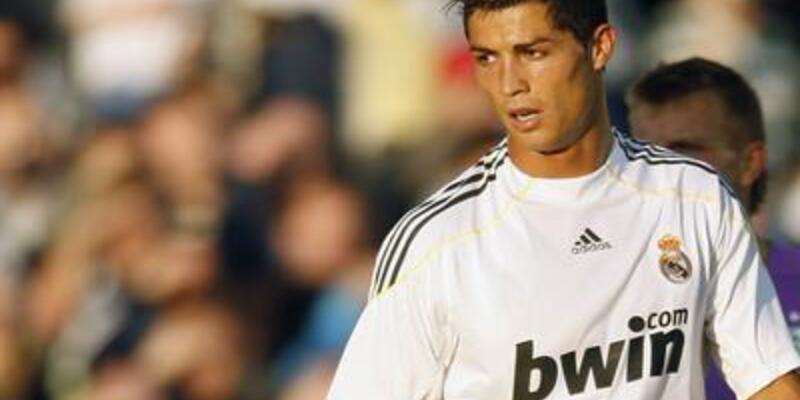 Ronaldo'dan sessiz başlangıç