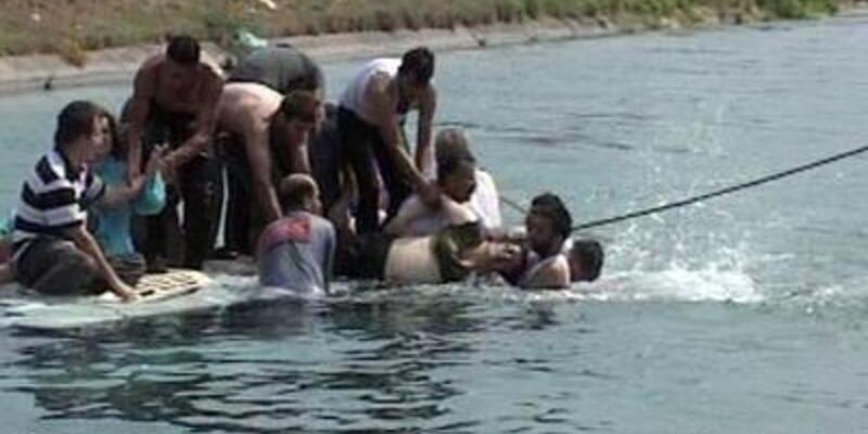Şanlıurfa'da baraja giren 3 çocuk boğuldu