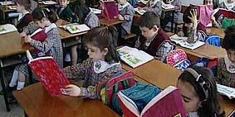Azınlık okullarına ücretsiz ders kitabı