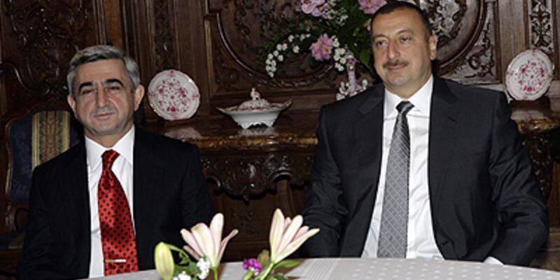 Aliyev ve Sarkisyan prensipte anlaştı