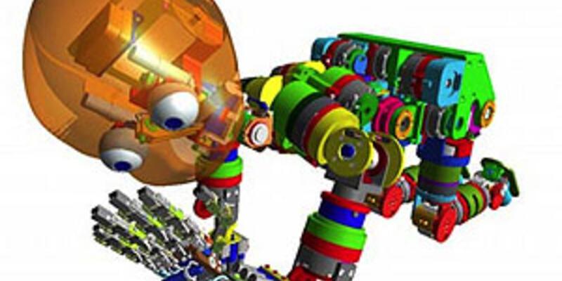 Robot iCub ODTÜ için çalışacak