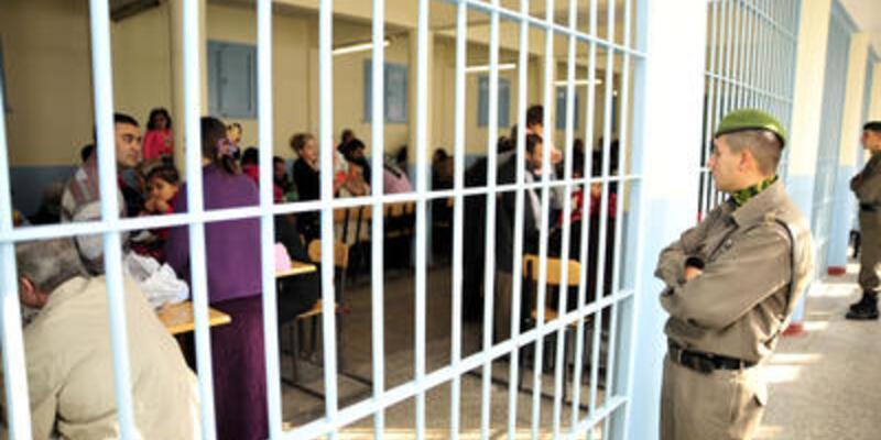 Cezaevlerinde açık görüş başladı - Son Dakika Flaş Haberler - Sayfa 1