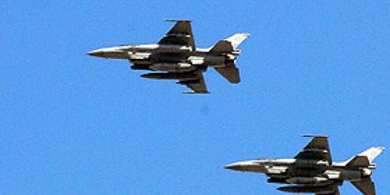 Kuzey Irak'ta PKK hedefleri bombalandı