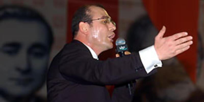 DP'nin yeni genel başkanı Süleyman Soylu