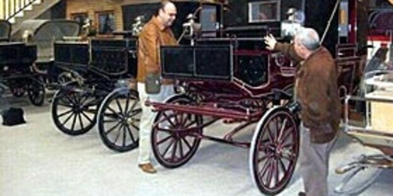 Fayton fabrikasına New York'tan sipariş