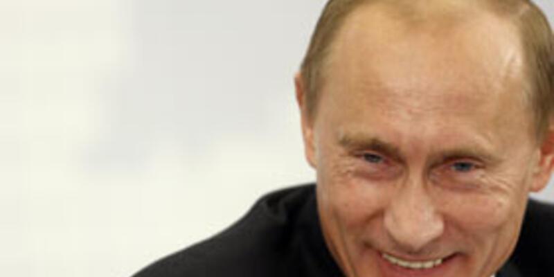 Rusya Devlet Başkanı siyaseti sevdi!