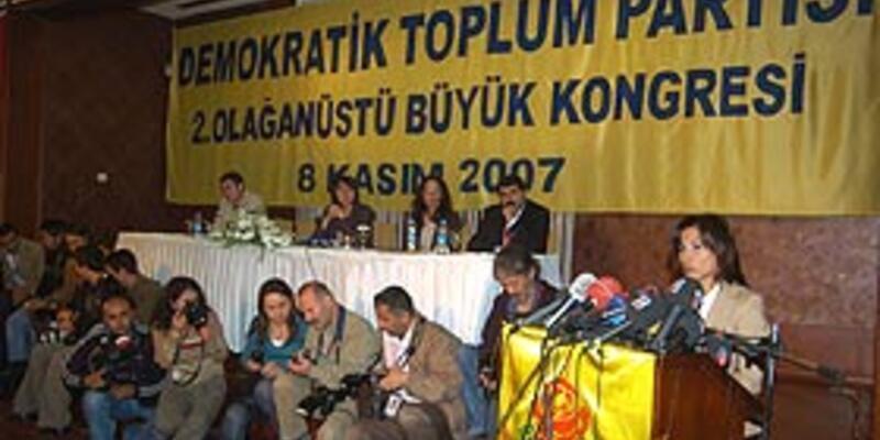 DTP Kongresi ile ilgili inceleme başlatıldı