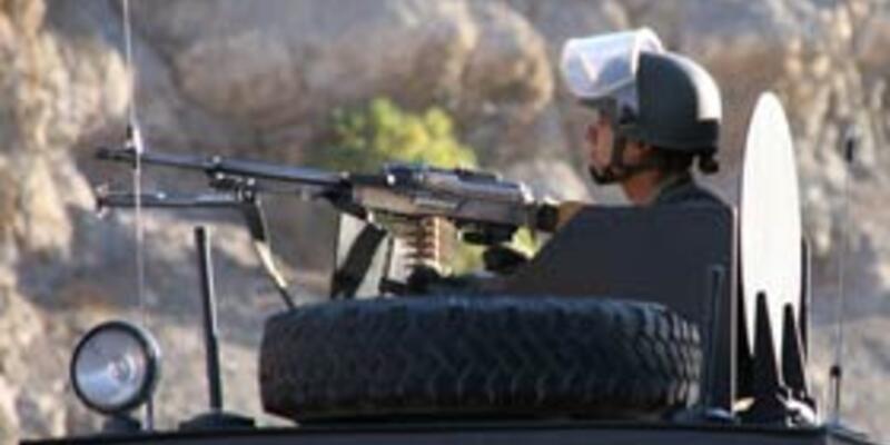 Türk tankları Cudi'de tatbikat yapıyor