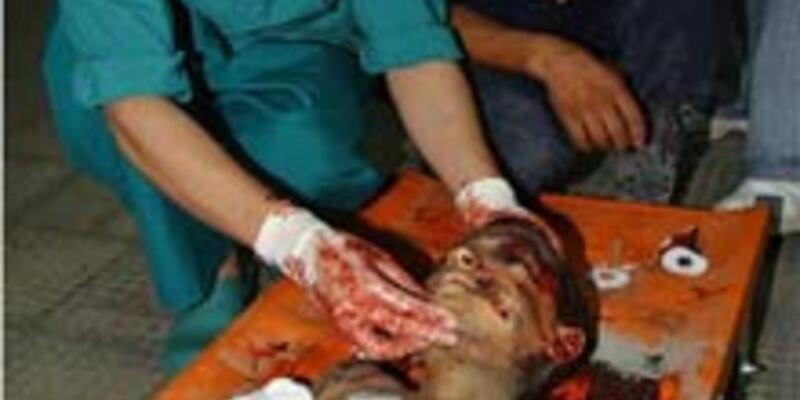 İsrail kanlı saldırıya devam ediyor...