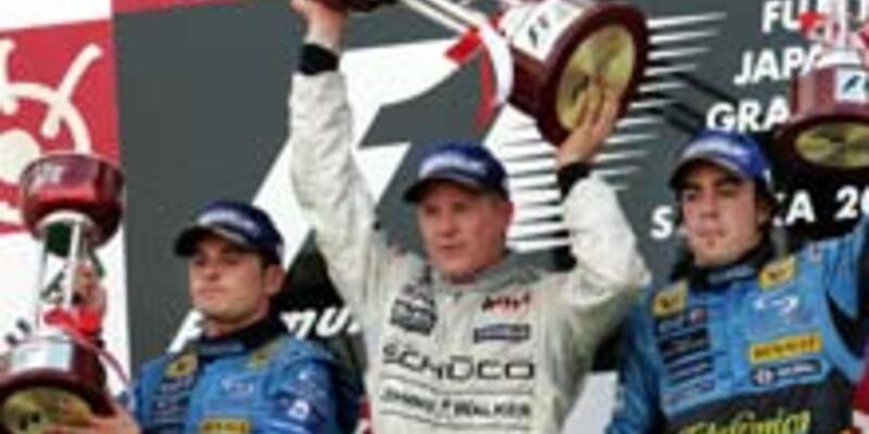 Yılın sürücüsü Raikkonen
