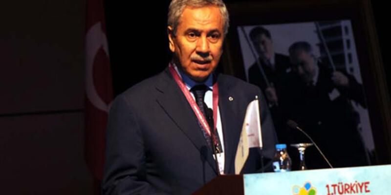"""Arınç: """"TRT'de İran uyruklu personel bulunmamaktadır"""""""
