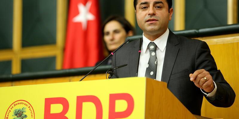 Demirtaş, Barzani'nin gelişi ile ilgili yorum yapmadı