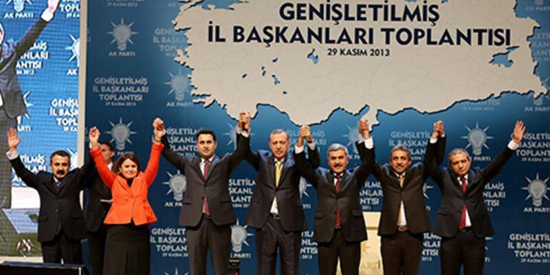 AK Parti'de 21 ilin daha adayı belli oldu