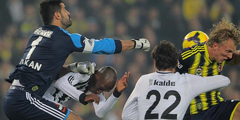 Fenerbahçe - Beşiktaş : 3-3
