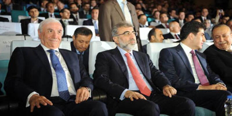 Erbil'de Petrol ve Gaz Konferansı başladı