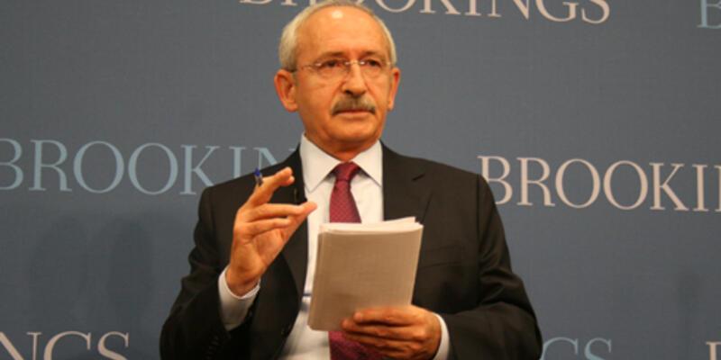 Beyaz Saray'da Kılıçdaroğlu'na bu sorular soruldu?