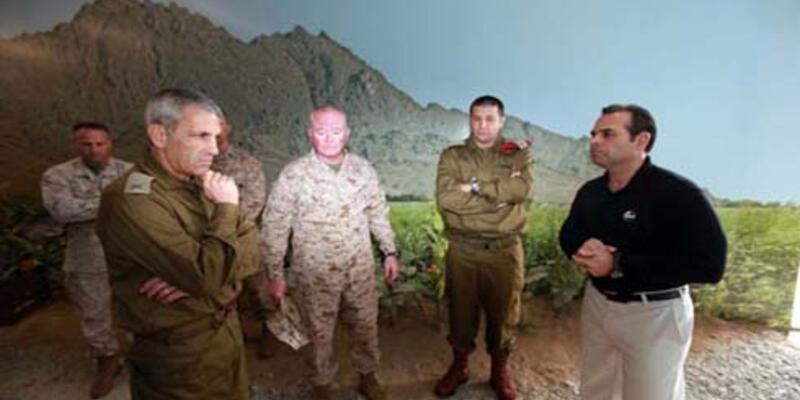 """İsrailli general: """"Hamas'la işbirliği içindeyiz"""""""