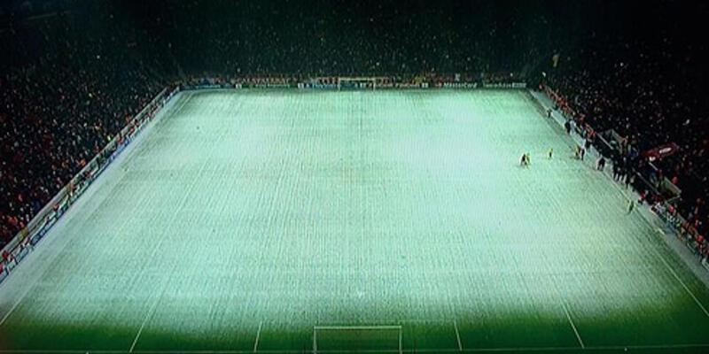 Galatasaray - Juventus maçı ertelendi