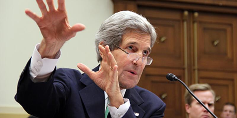 """Kerry: """"Yaptığımızın saflıkla ilgisi yok"""""""