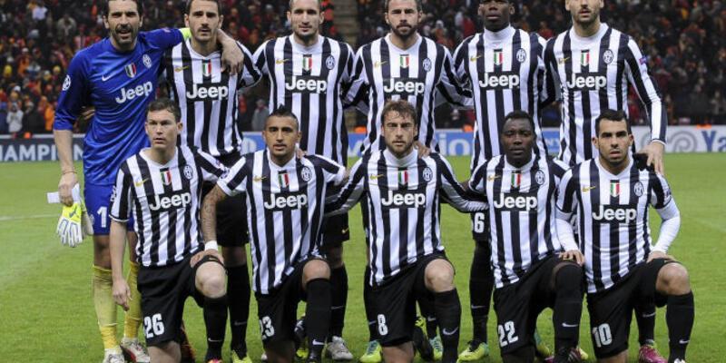 Galatasaray - Juventus maçlarında ilginç tesadüf