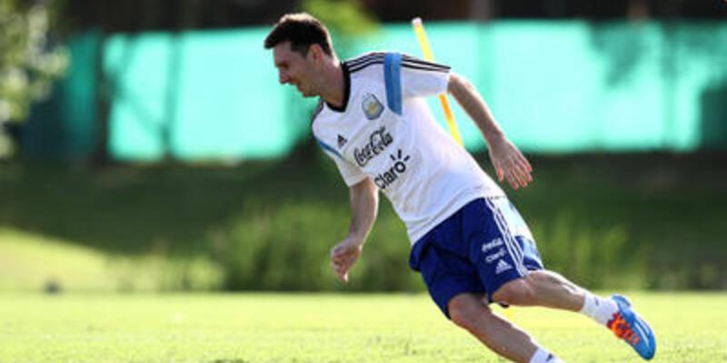 Messi'ye iyileştirme yok